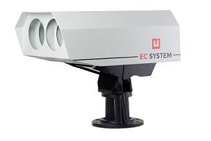 EC SYSTEM Optical unit of laser link