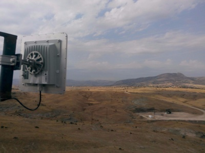 EC SYSTEM PTMP provides CCTV in Turkey